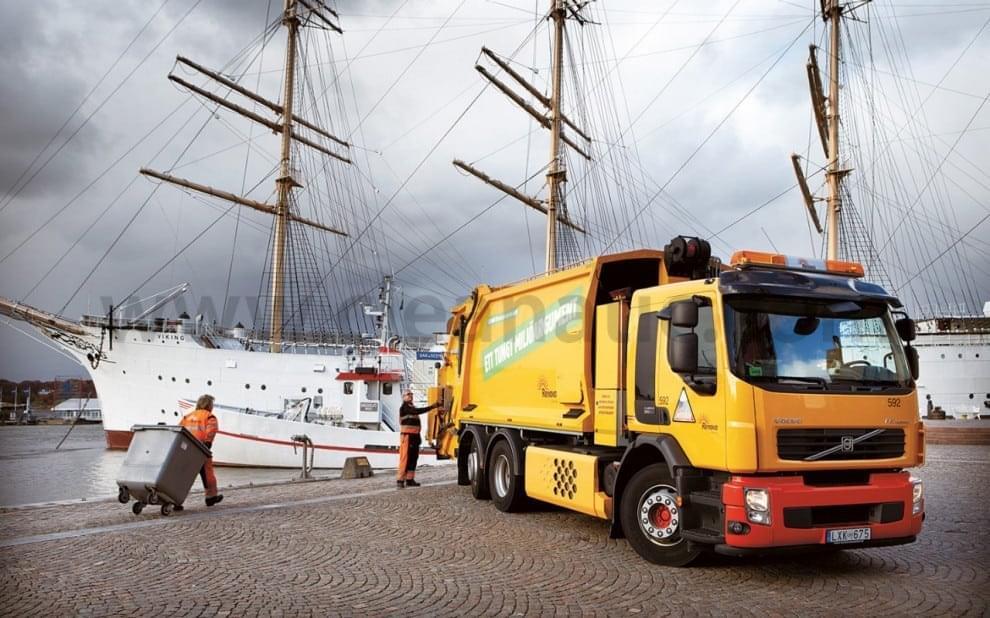 สวีเดนกับการจัดการขยะครบวงจรที่แสนจะน่าทึ่ง